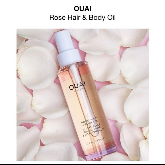 OUAI Other - New OUAI Rose Hair and body oil. 1.5 fl oz